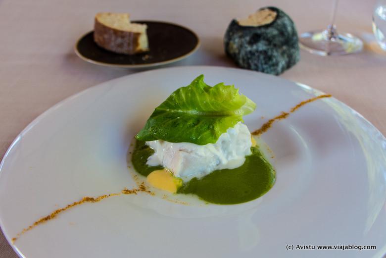 Restaurante La Salgar, Ensalada de Merluza