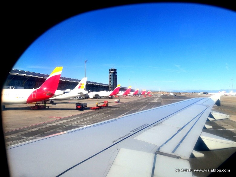 T4 Aeropuerto Madrid Barajas Exterior