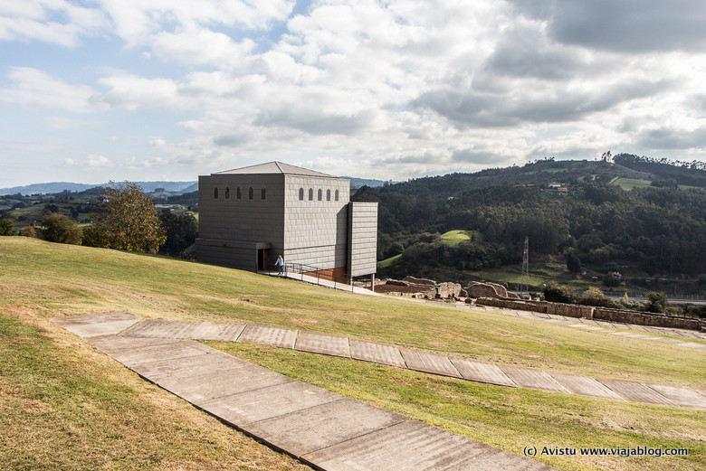 Villa Romana de Veranes (Asturias)