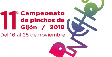 XI Campeonato de pinchos de Gijón 2018