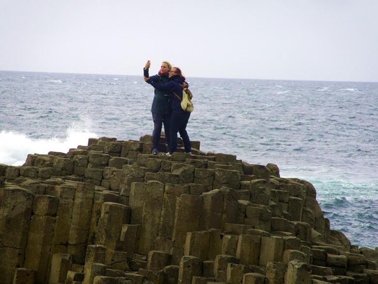 Calzada del Gigante Irlanda