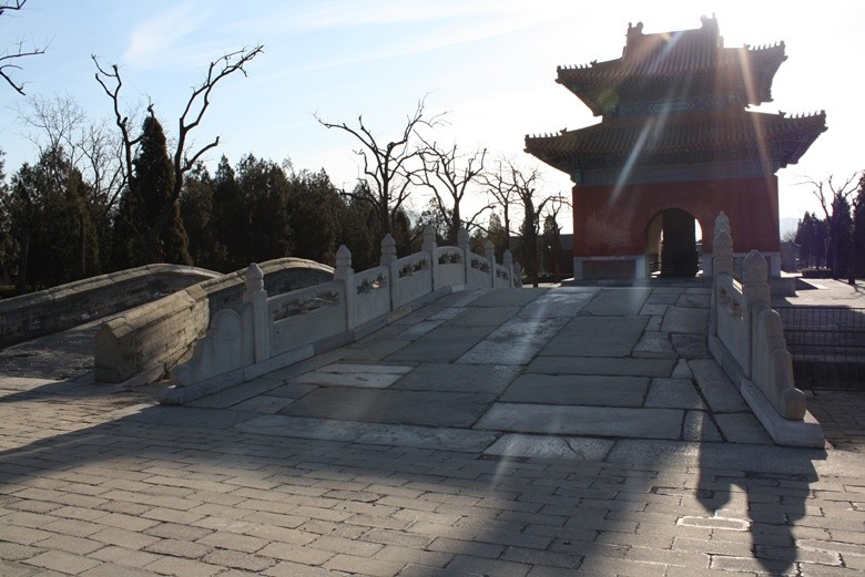 tumbas ming china