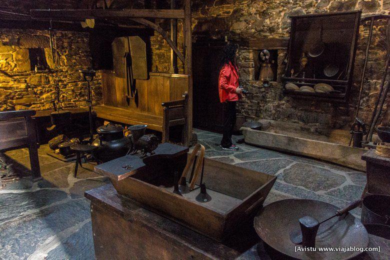 Casa Museo Sargadelos, Oscos, Asturias