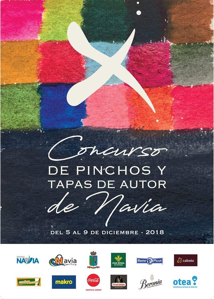 Cartel Concurso Pinchos Navia