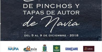 Concurso Tapas Pinchos Navia