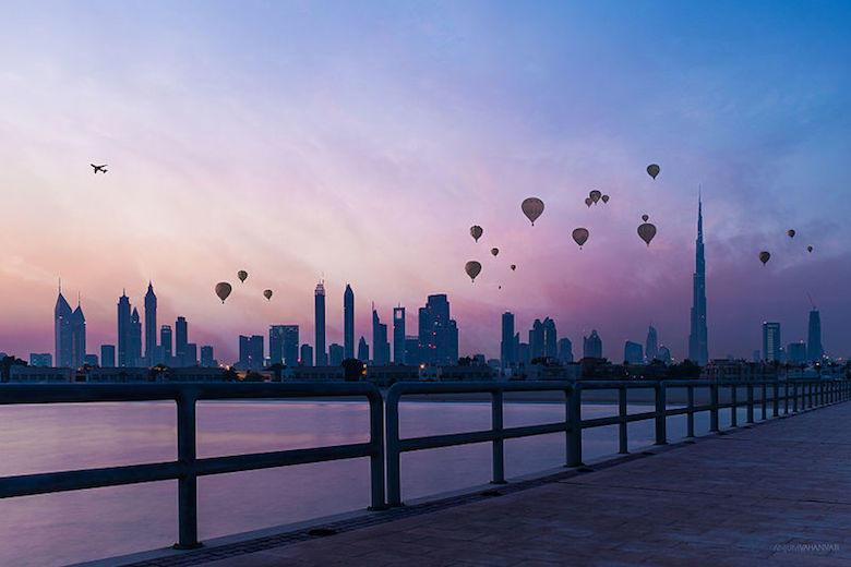 Dubai Skyline (Rascacielos)