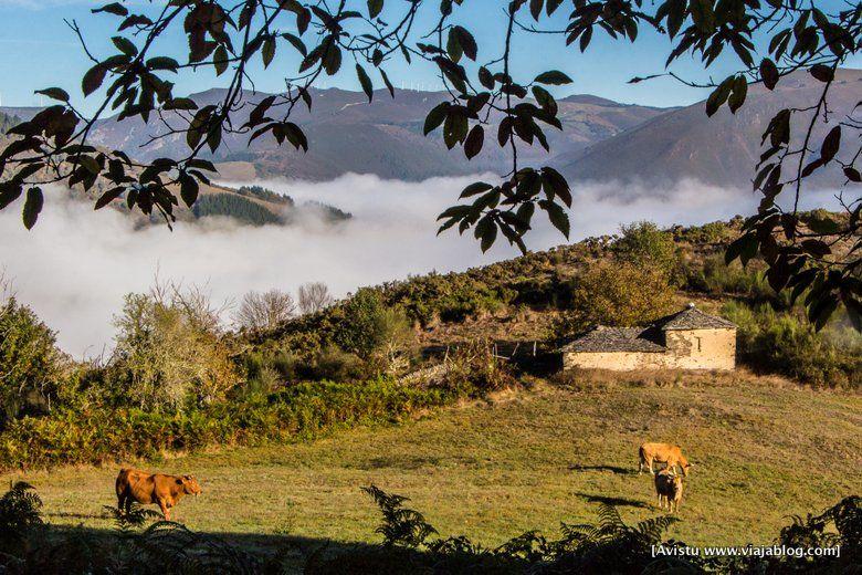 Ermita de Santa Marina, Oscos, Asturias