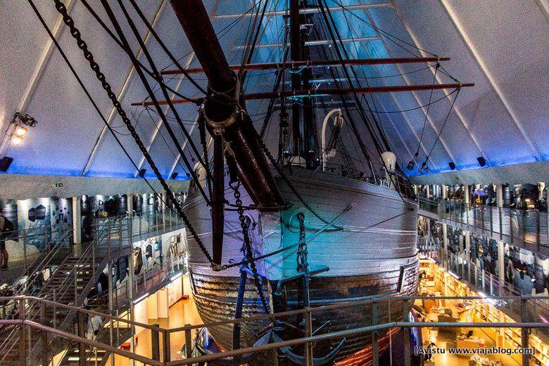 Fram Museo Marítimo de Noruega (Oslo)