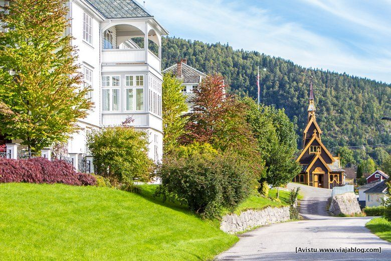 Iglesias de madera, Noruega