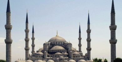 Mezquita Sultán Ahmed Estambul