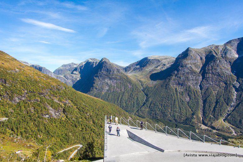 Miradores de Noruega