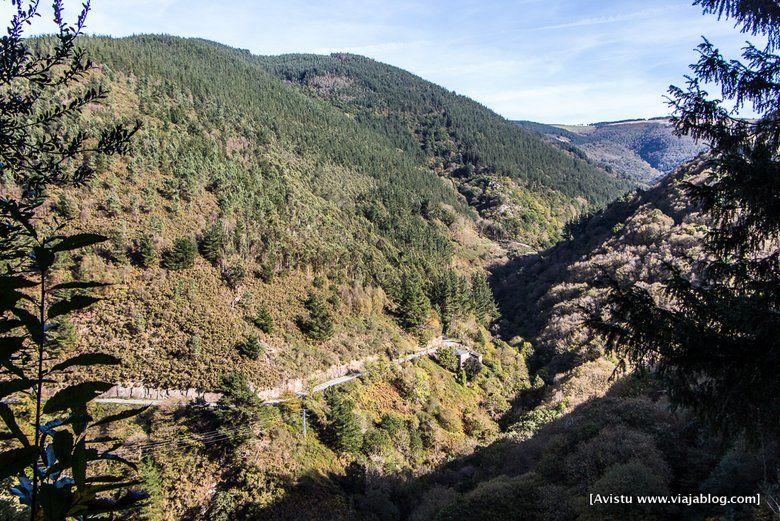 Paisajes de Oscos Eo en la Ruta del Agua