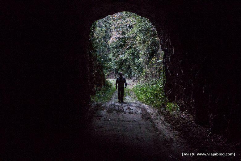 Ruta del Ferrocarril, San Tirso de Abres, Oscos Eo, Asturias