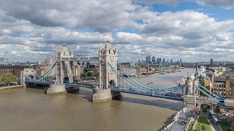 Puente de la Torre en Londres
