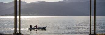 Remando en Fiordos Noruega