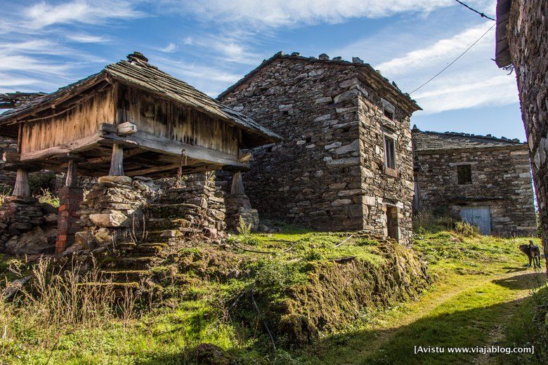 San Cristobal. Ruta del Silencio. Oscos, Asturias