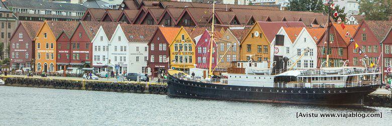 Viejo Bergen (Bergen), Noruega