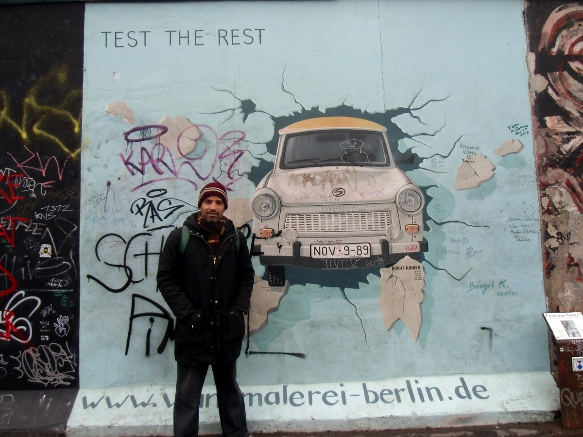 como ir del aeropuerto de berlin al centro