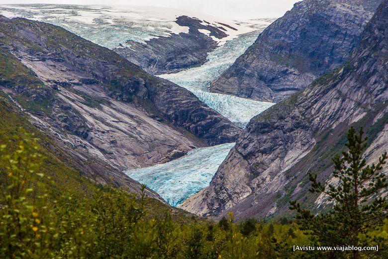 Glaciar Jostedalen (Noruega)