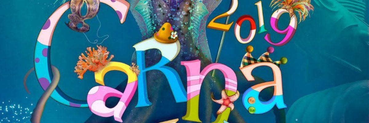 Programa del Carnaval de Tenerife 2019, el segundo Carnaval más importante del Mundo.