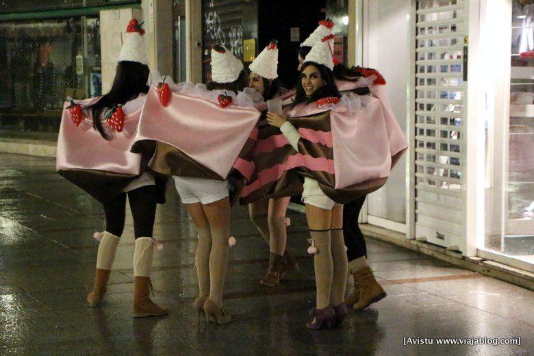 Carnaval Antroxu Gijón