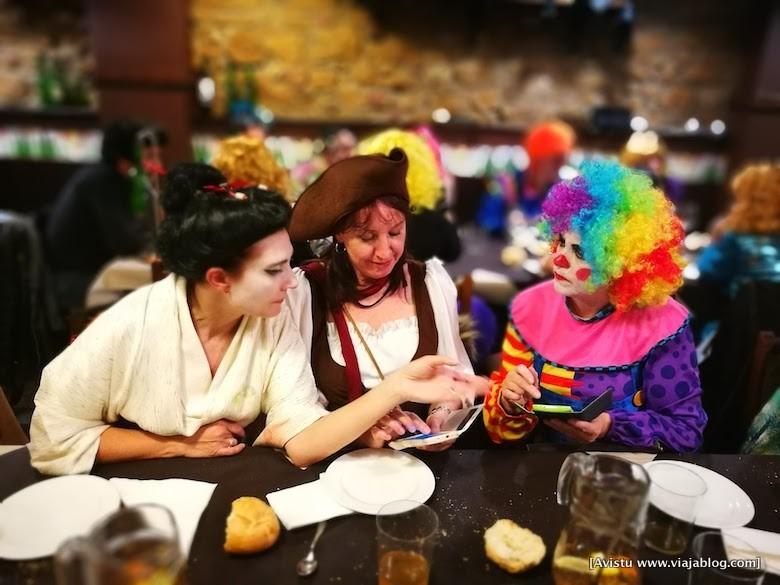 Disfraces el sábado de Carnaval en Oviedo