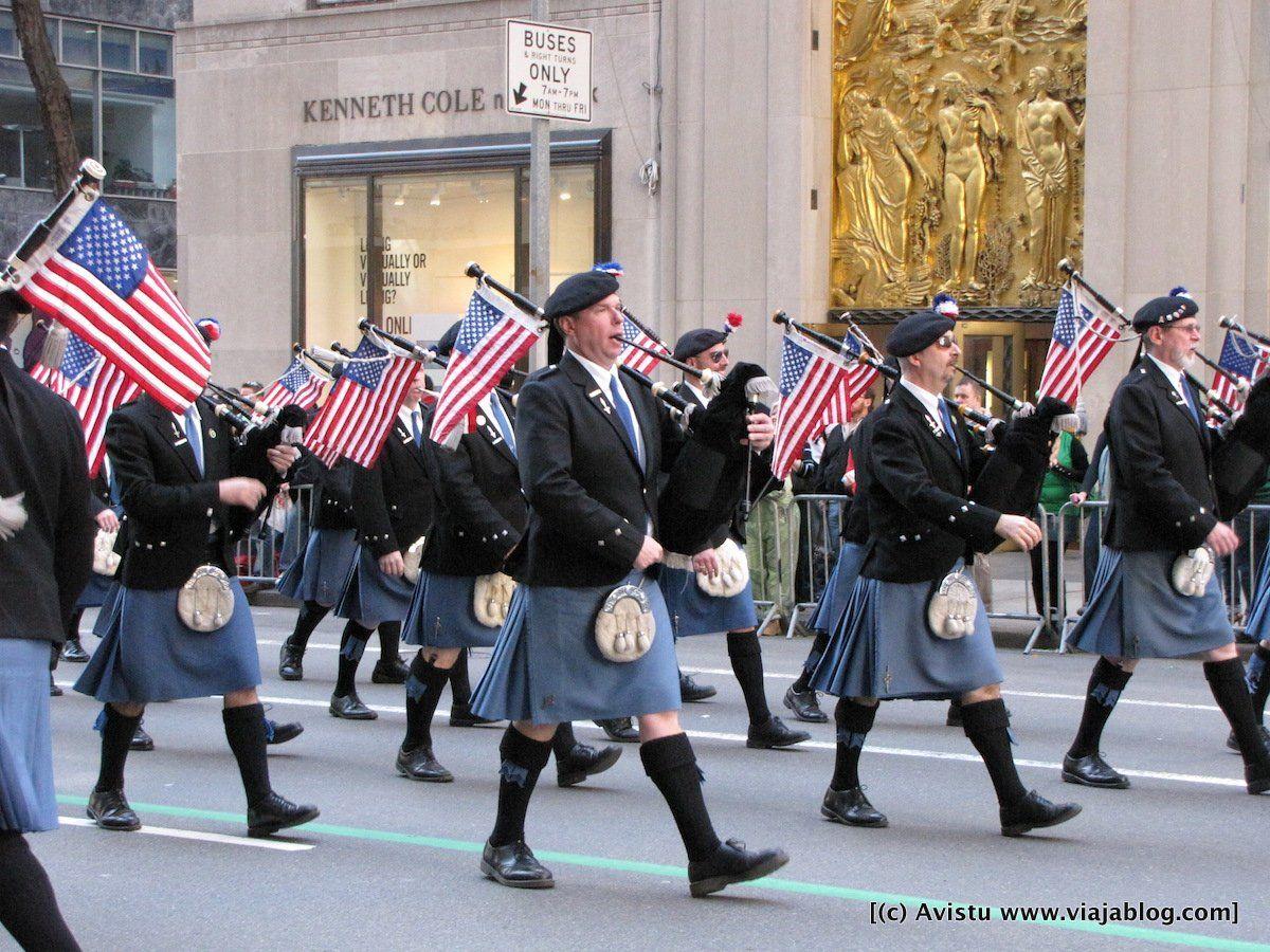 Desfile San Patricio Nueva York