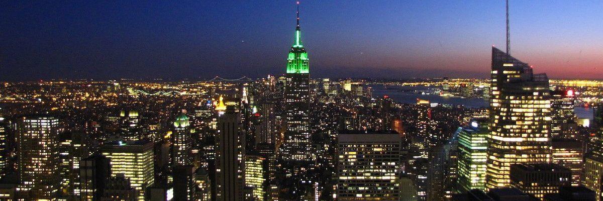 San Patricio, el día que los monumentos del mundo se visten de verde