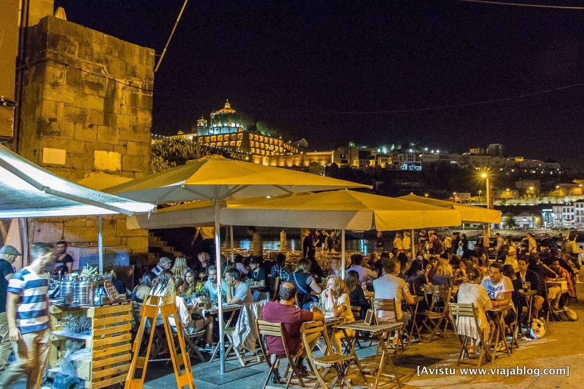 Bar Restaurante Botequim Nostalgic en Oporto (Portugal)