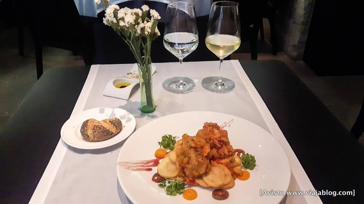 Restaurante Forno Velho en Oporto (Portugal)