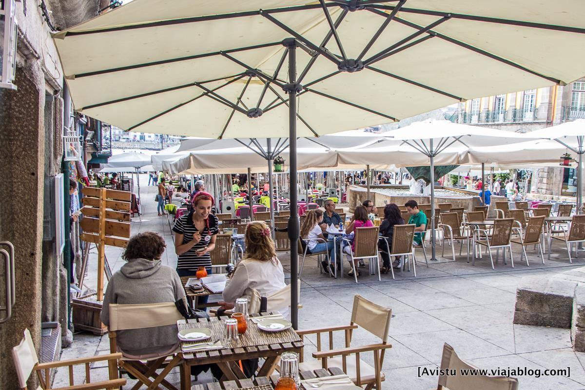 Restaurantes en Oporto (Portugal)