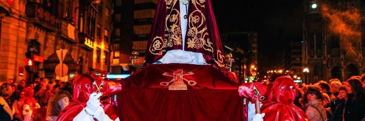 Guía de actos y procesiones de la Semana Santa 2019 en Asturias
