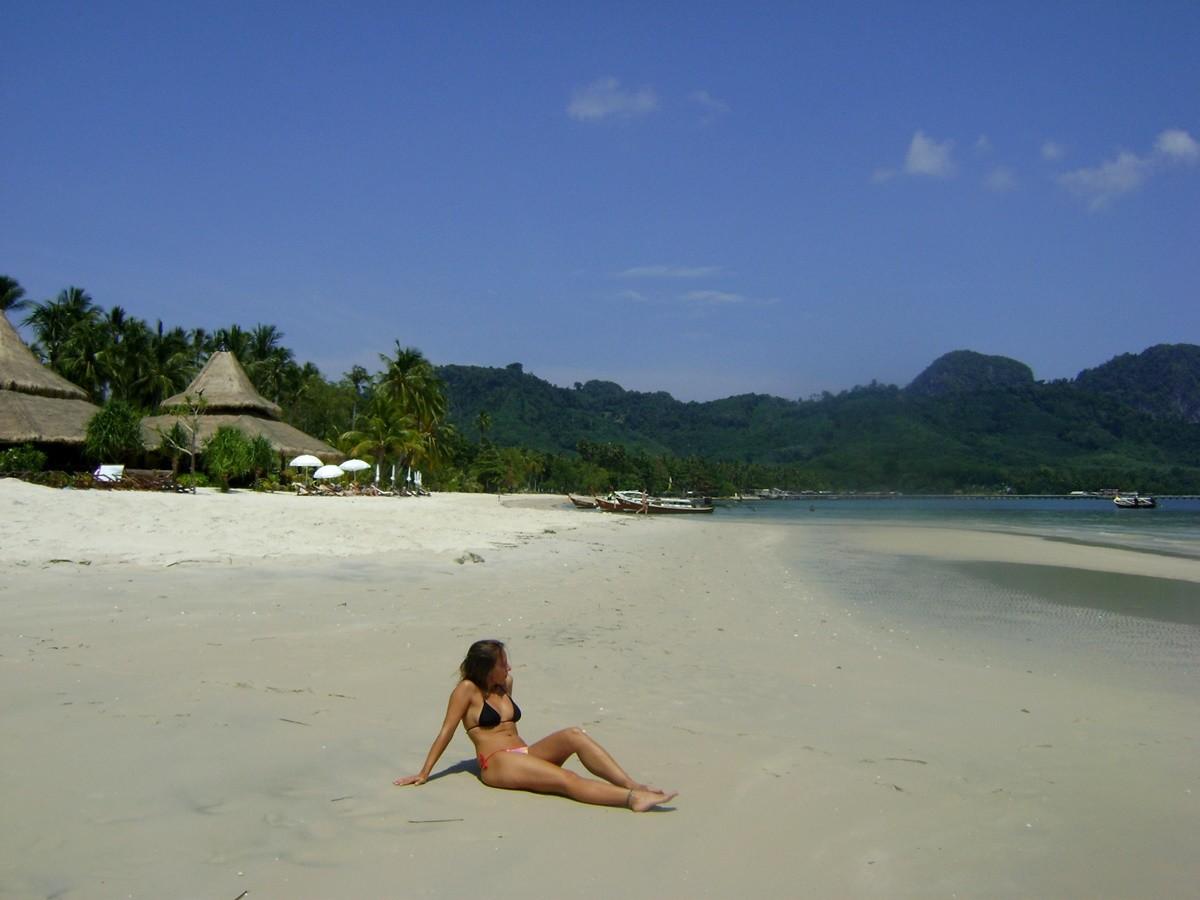 Playas de Ko Mook