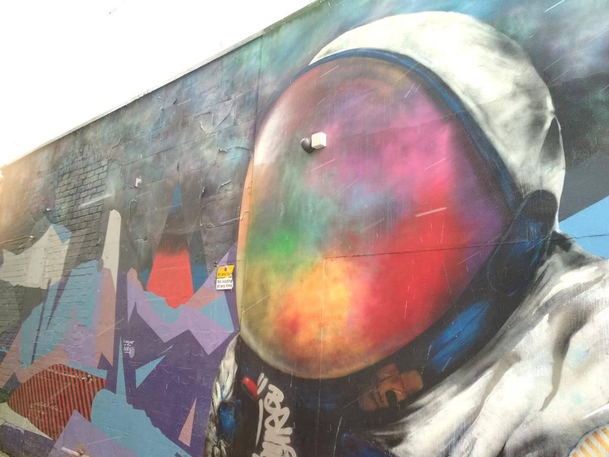 glasgow arte urbano