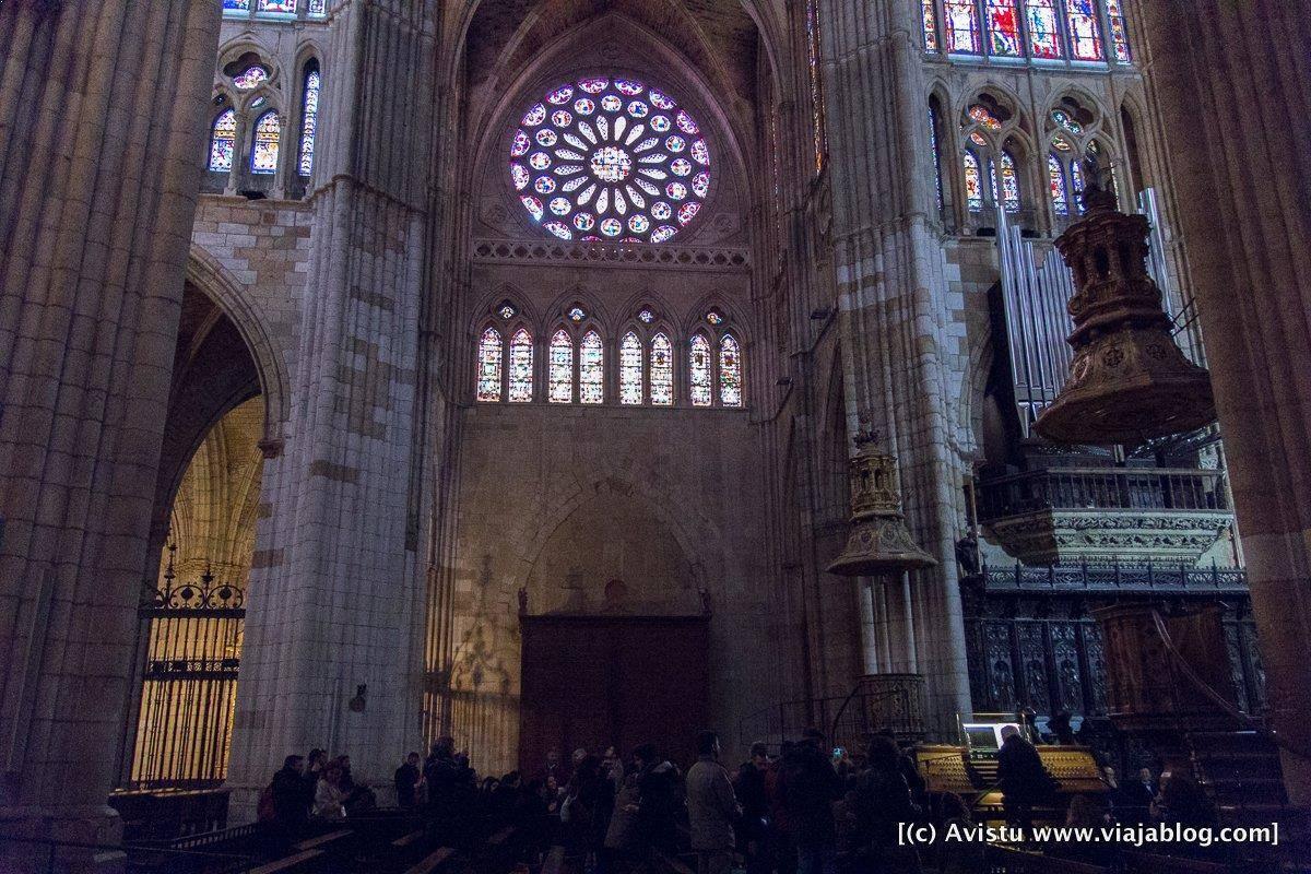 Concierto Órgano Catedral León I Encuentro Viajero Responsable León