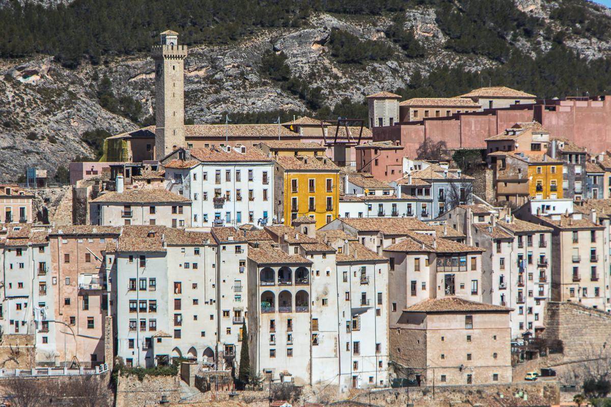 Rascacielos de Cuenca