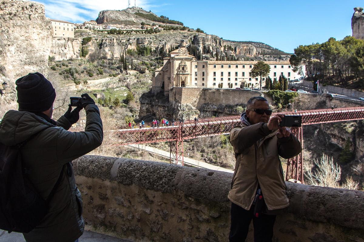 Puente de San Pablo y Parador de Turismo de Cuenca