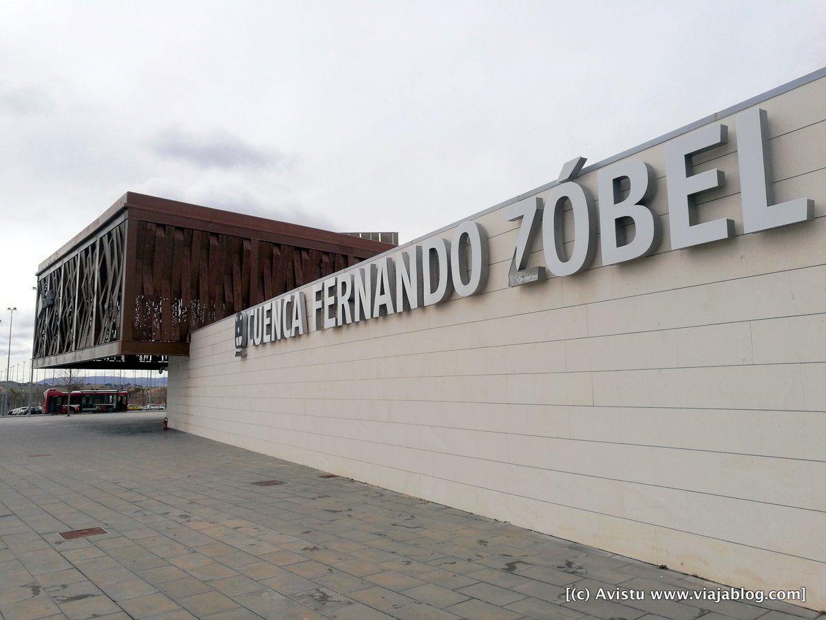 Estaciòn de Tren de Cuenca Fernando Zóbel