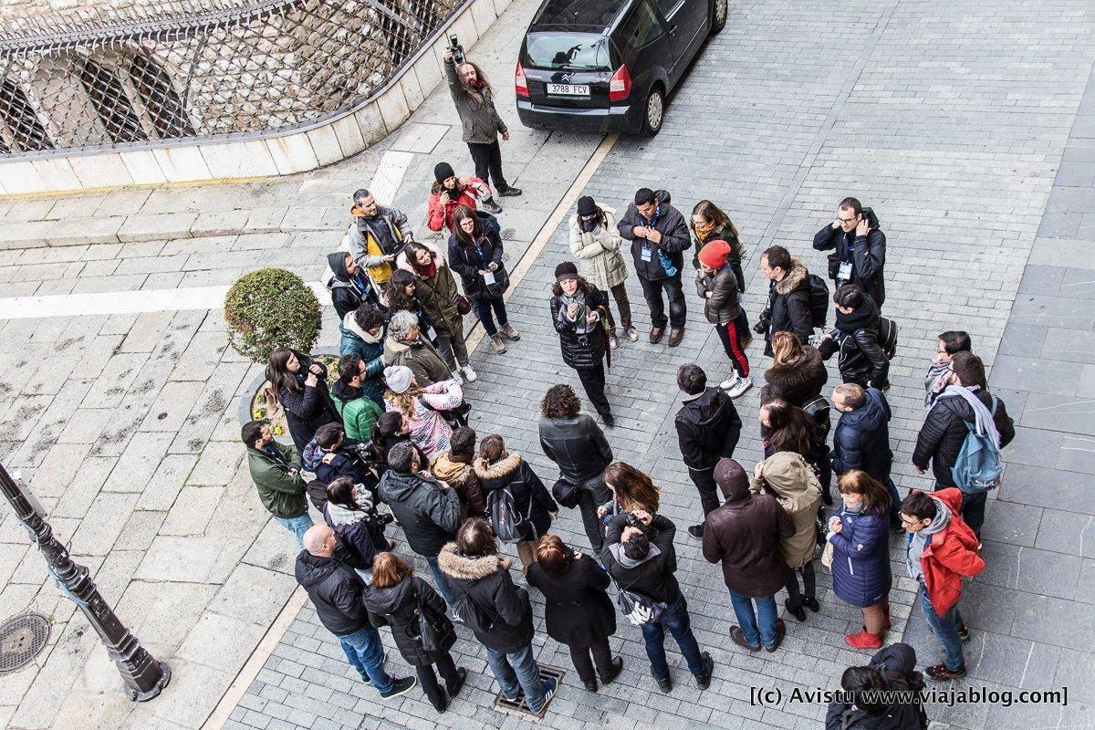 Visita Guiada I Encuentro Viajero Responsable León