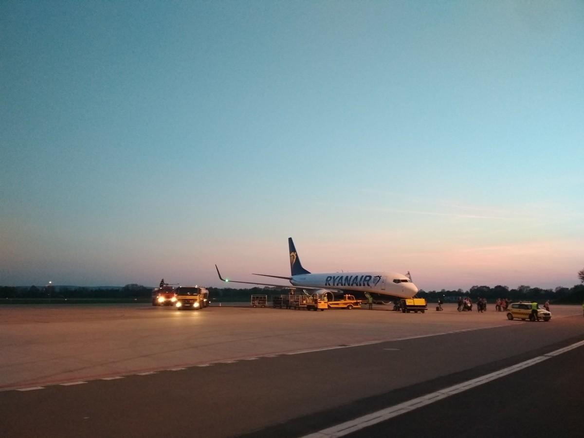 Pardubice aeropuerto