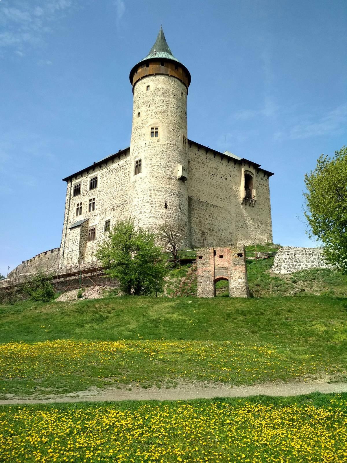 Castillo de Kunitcka Hora, Pardubice
