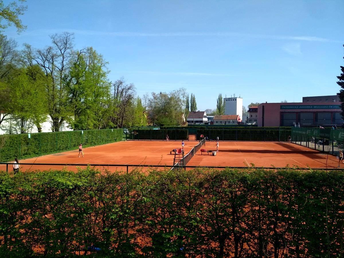 Tenis en Pardubice