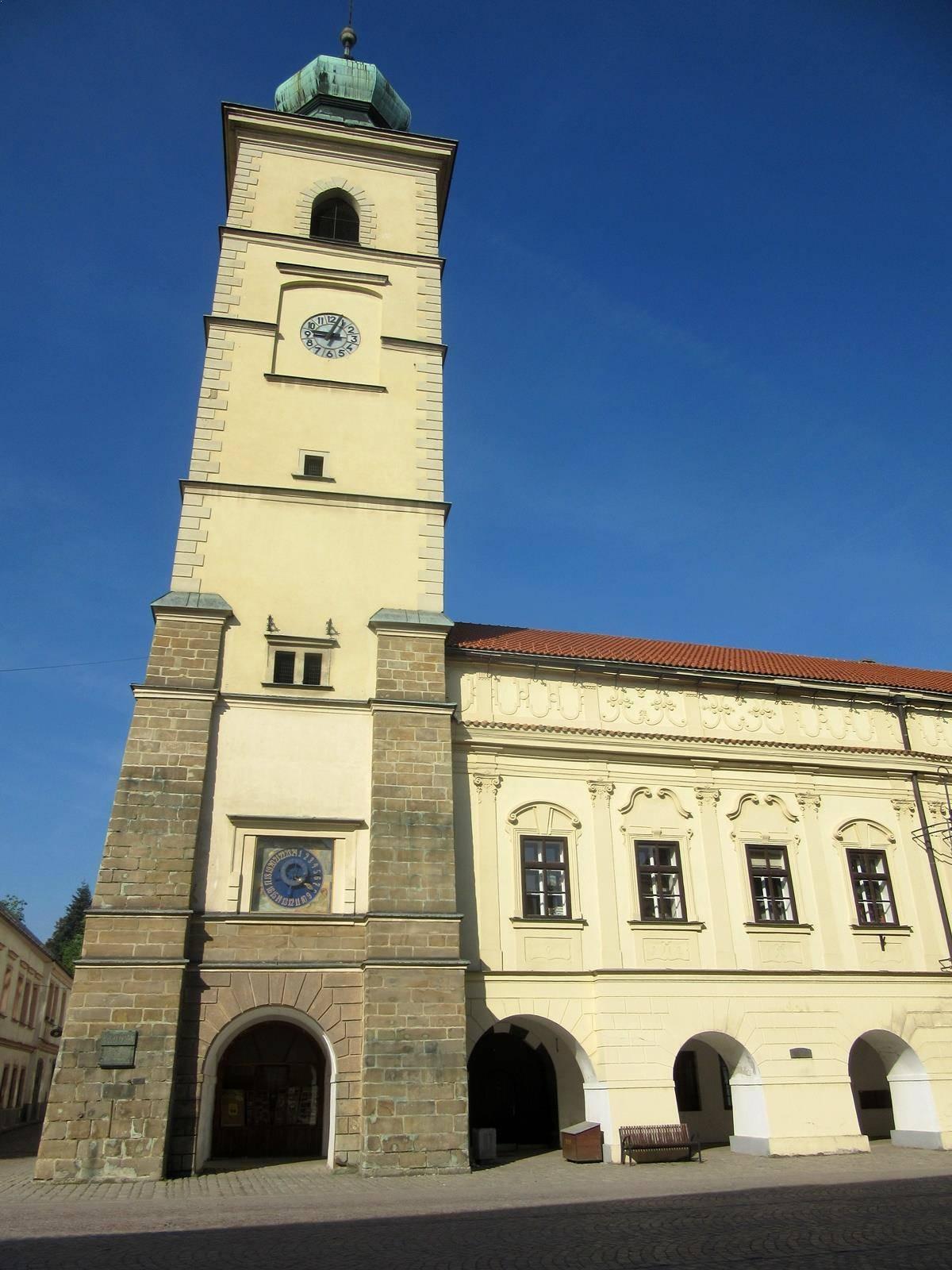 Torre del Viejo Ayuntamiento de Litomysl