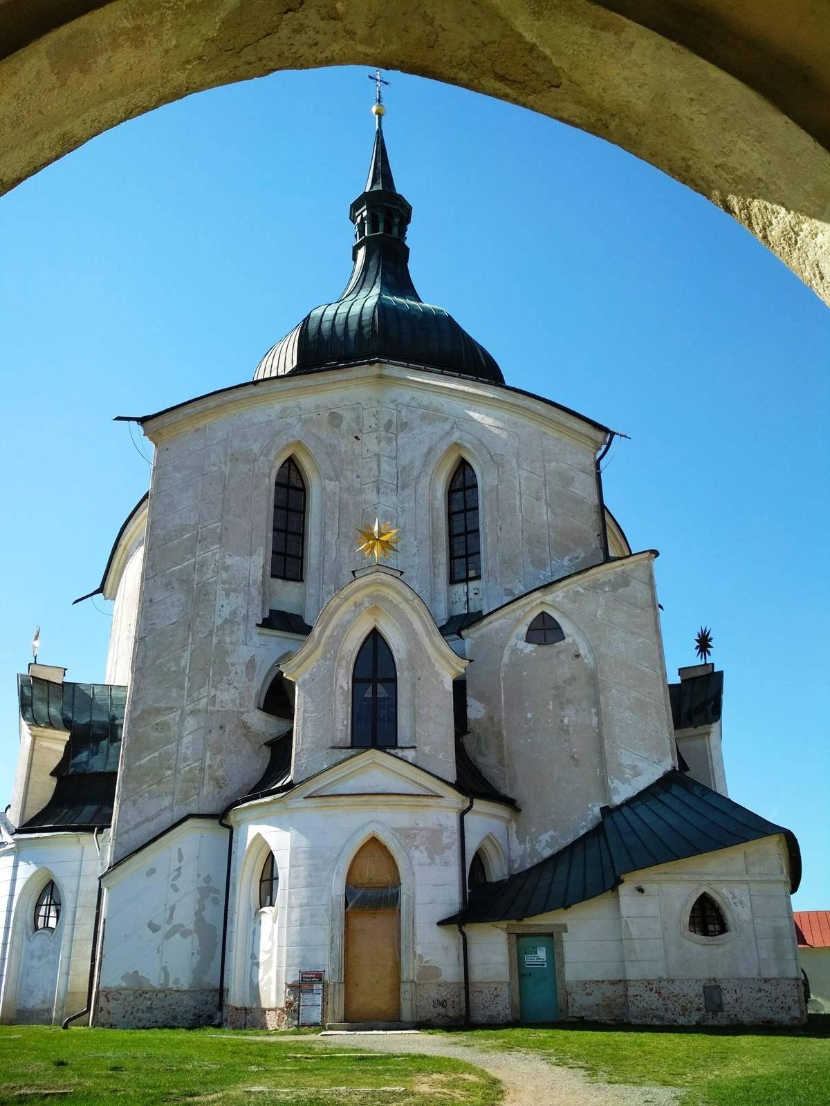La Iglesia de San Juan Nepomuceno