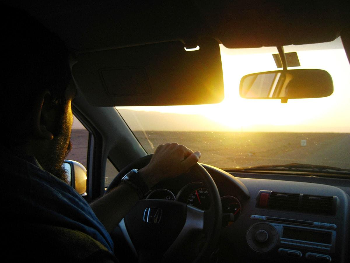 ruta coche Fuerteventura