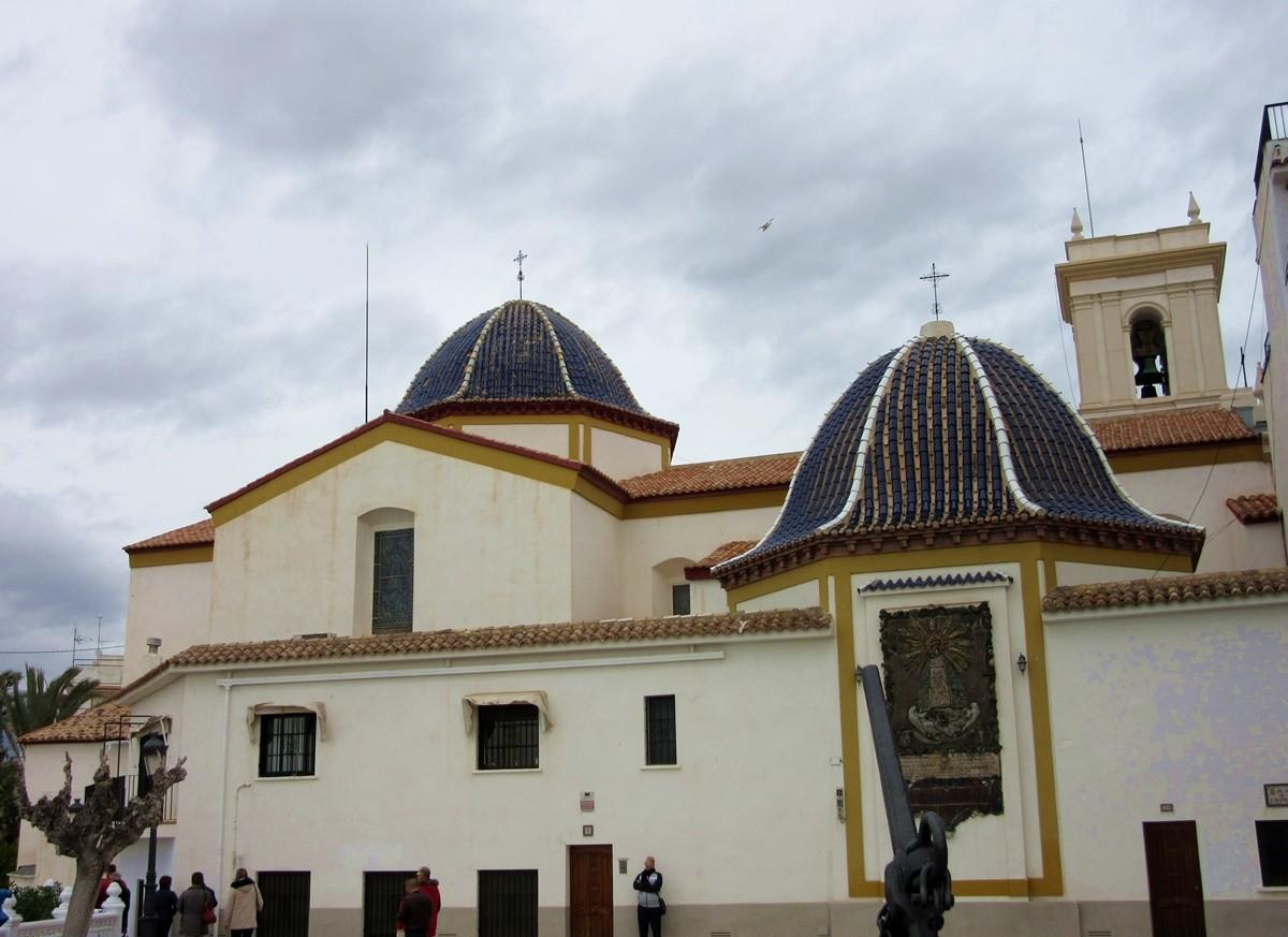 Iglesia Benidorm
