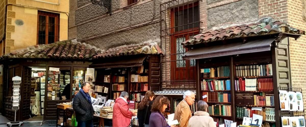 Librería San Ginés Madrid
