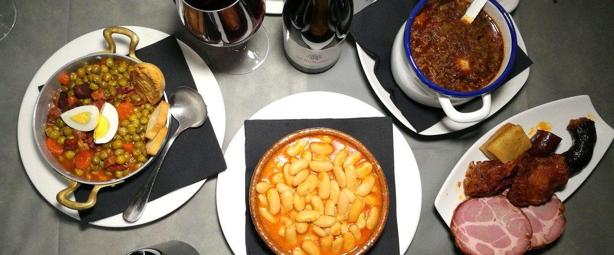 Comida Restaurante Asturias