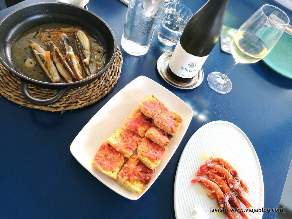 Comida Restaurante Mi Candelita (Bañugues)