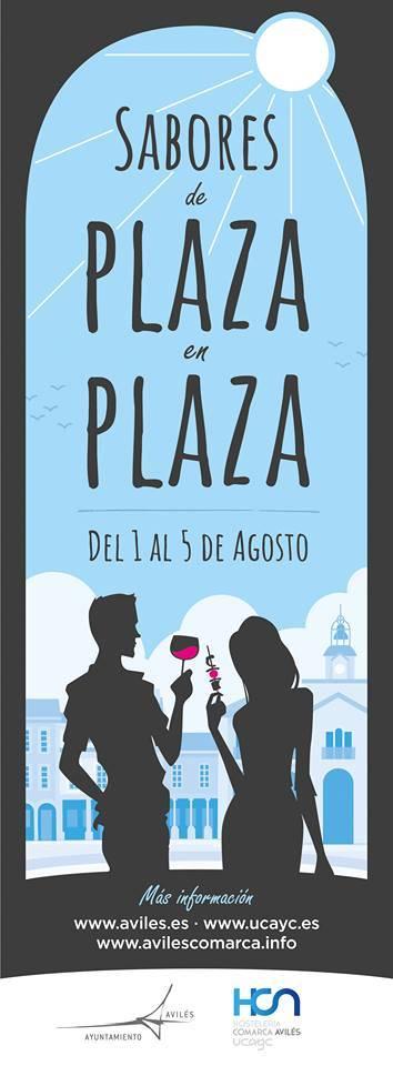 Sabores de Plaza en Plaza